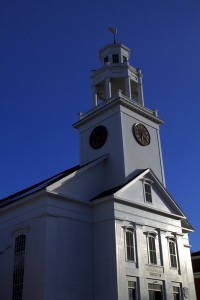 Old South Church in Newburyport, MA