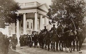 President Harding's Funeral