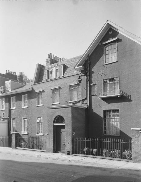 The Churchill Home - 28 Hyde Park Gate, London